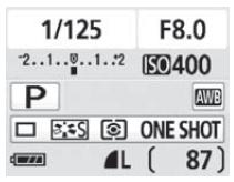 Ecran Canon EOS450